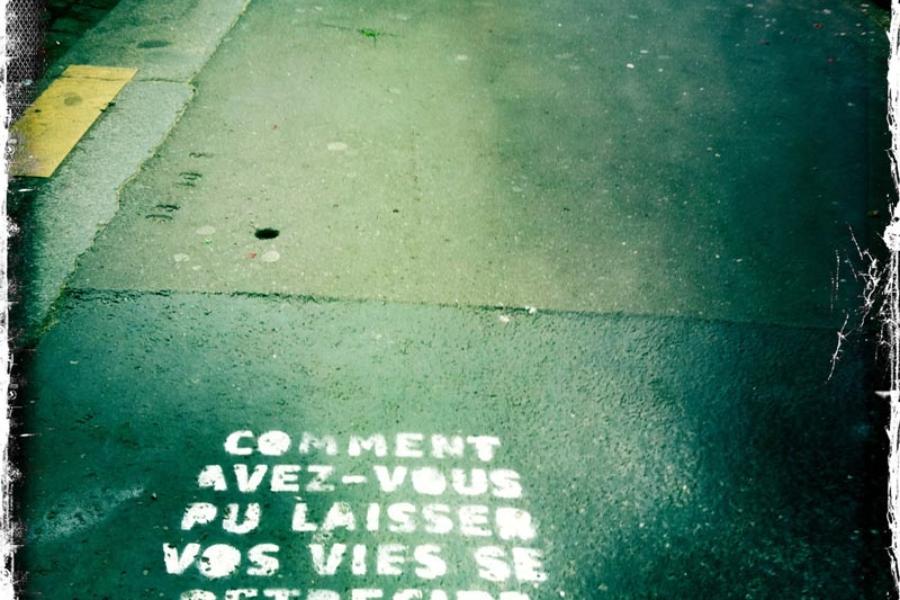 Alcove, Lyon, street art