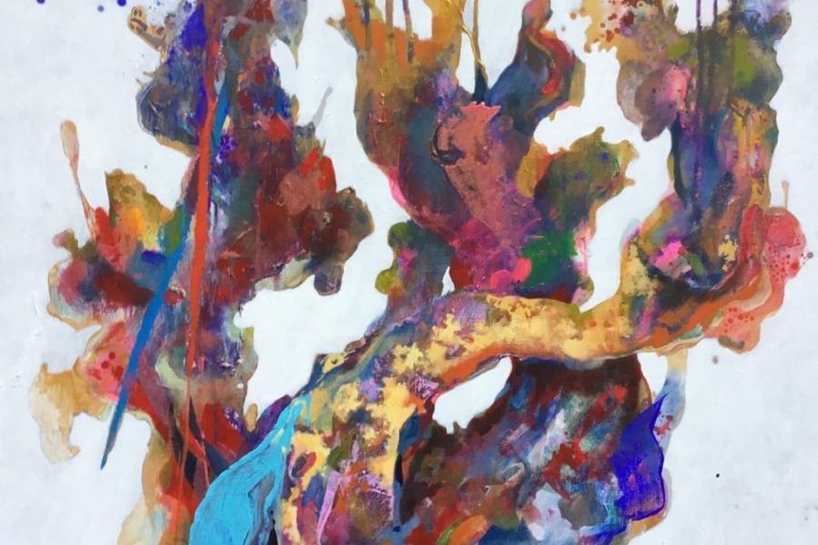 Artiste, art, galerie, Lyon, Alcove