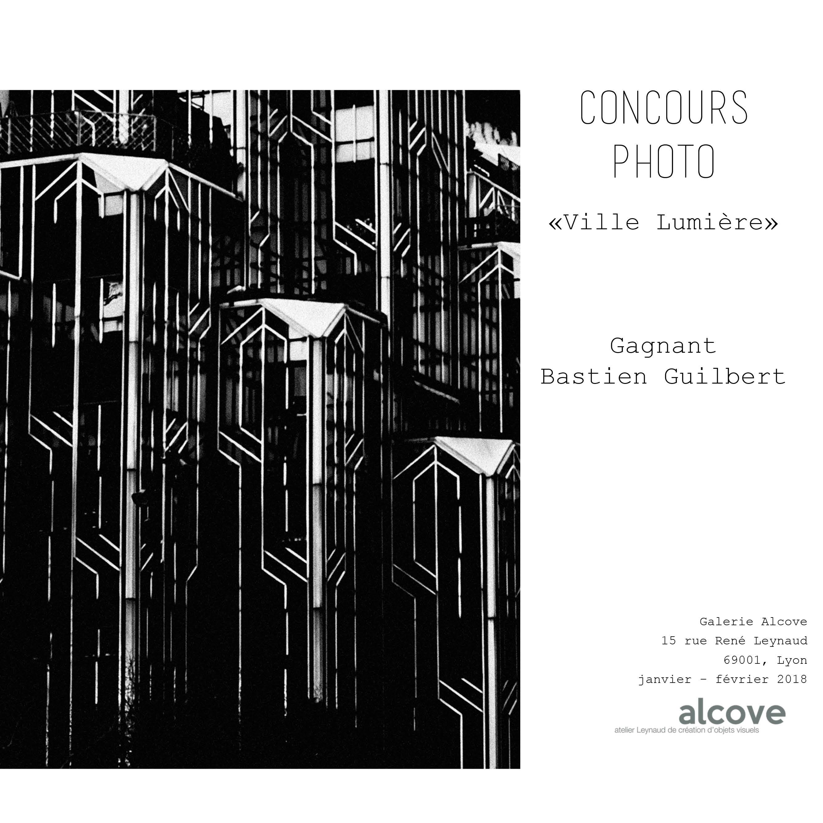 concours photo, Lyon, Alcove