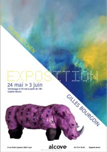 Exposition, galerie, Lyon