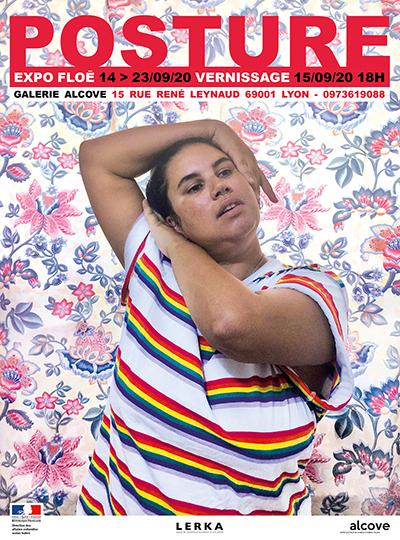 Affiche exposition Floë