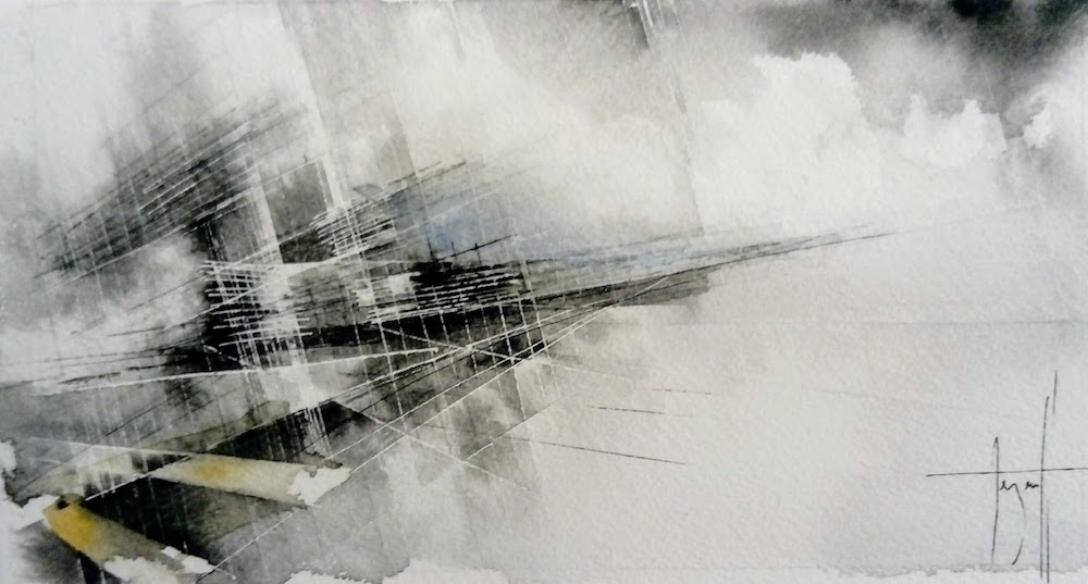 Art, Galerie, Croquis