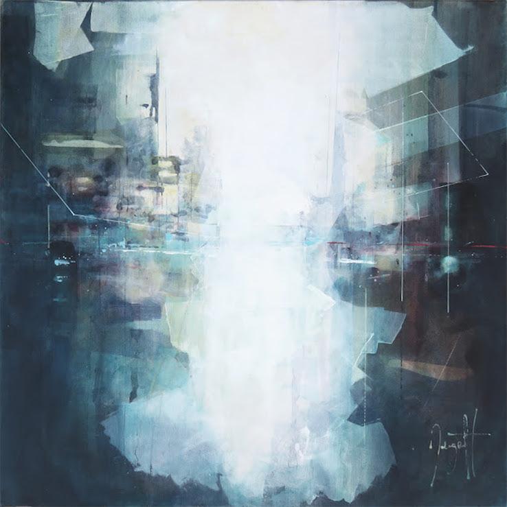 Peinture, Emmanuel Mergault