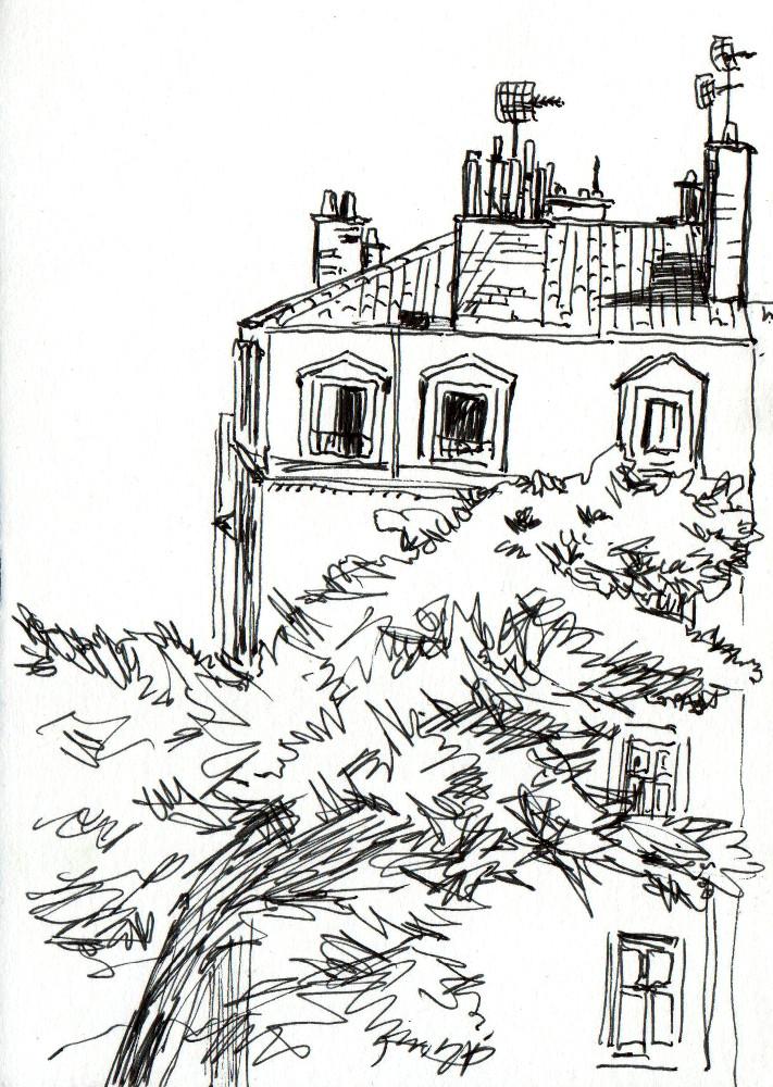Cours dessin observation Cécile M