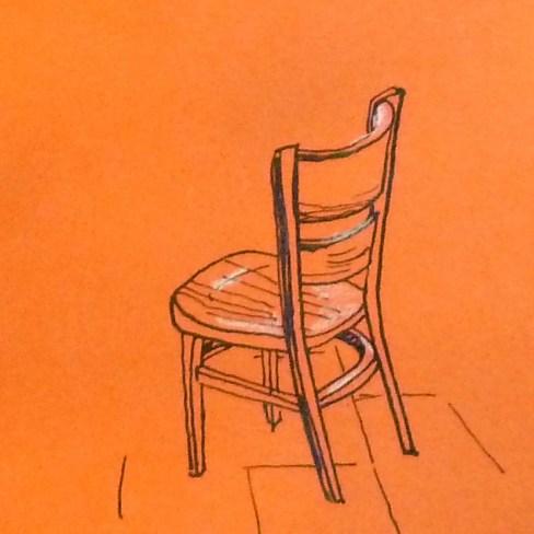 cours dessin d'observation Cécile M